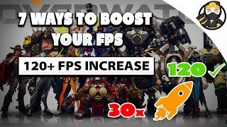 Download Overwatch - Boost Your FPS in Game With These 7 Awesome Methods Video