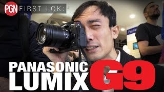Download FIRST LOK: Panasonic Lumix G9 - Lok tries the new high-end mirrorless camera Video