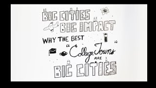 Download Why the Best ″College Towns″ are Big Cities Video