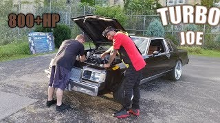 Download (EXCLUSIVE FOOTAGE) TWO OF THE FASTEST G-BODYS ON RIMS IN THE MIDWEST Video
