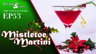 Download How to make a Mistletoe Martini - Christmas Cocktails Video