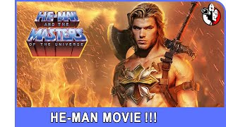 Download He-Man Official Movie 2019 rumoured actors | Film Masters Video