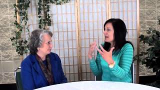 Download Lysa TerKeurst Discusses Relationships and Her Book, Unglued Video