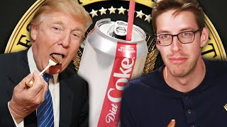 Download We Eat Like Donald Trump For A Day Video