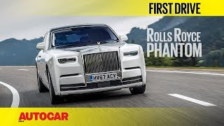 Download 2018 Rolls-Royce Phantom | First Drive | Autocar India Video
