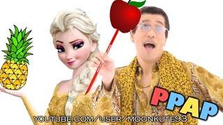 Download Elsa meets PPAP Video