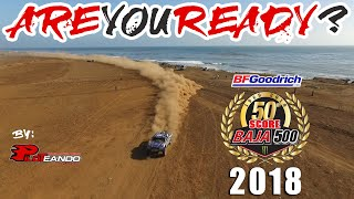 Download Score Baja 500 2018 Highlight video by Piloteando.tv (Trophy Trucks) Video