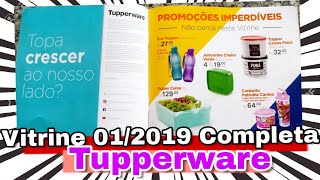 Download VITRINE 01/2019 COMPLETA TUPPERWARE | Aldemi Junior Video