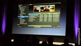 Download Supermeet Las Vegas Nab 2011 Apple annonce Final cut pro X (part1) Video