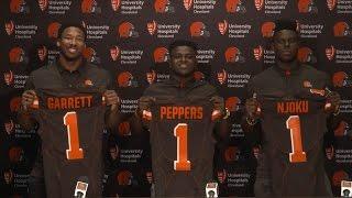 Download 2017 NFL Draft 1st round picks press conference Video