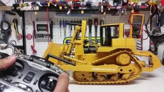 Download CSMI part 4 of 1/14 RC dozer Functions Video