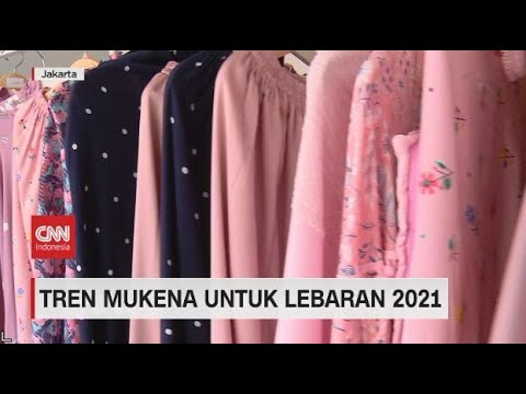 Tren Mukena Untuk Lebaran 2021