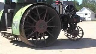 Download 40-80 Minneapolis pulling 25HP N&S Steam Engine Video