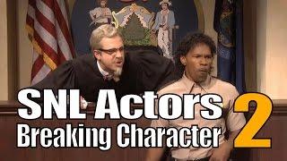 Download SNL Bloopers & Actors Breaking Character Compilation (Part 2) Video