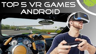 Download TOP 5 VR Games High Graphics Android 2017 Video