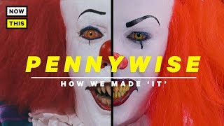 Download Pennywise Makeup: How We Made 'It' | NowThis Nerd Video
