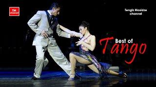 Download Tango ″El huracan″. Julian Sanchez and Melina Mourino. Танго. Хулиан Санчес и Мелина Моуриньо Video