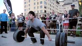 Download CrossFit - Setting Records in Big Sky: Froning and Bailey Video