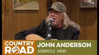 Download John Anderson sings ″Seminole Wind″ on Larry's Country Diner Video
