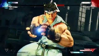 Download Tokido just reached Rank #1 | SFV (Ryu) Video