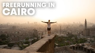 Download Freerunning Cairo's Most Amazing Places | w/ Dominic Di Tommaso Video