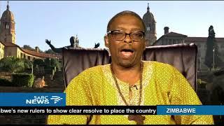 Download Process that will allow Mnangagwa to replace Mugabe: Simphiwe Sesanti Video