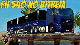 Download VOLVO FH 540 NO BITREM - VAMOS PEDIR BITREM ARTICULADO NO ETS 2? Video