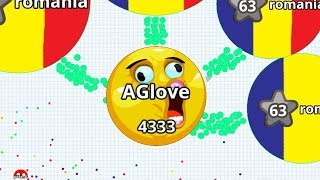 Download Agar.io Team is Better than Solo? Agar.io Mobile Gameplay Video
