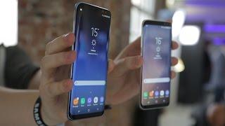 Download Samsung Galaxy S8 Plus vs Samsung Galaxy S8 Video