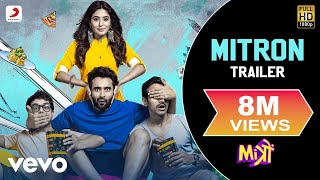 Download Mitron Trailer - Jackky Bhagnani | Kritika Kamra | Nitin Kakkar | 14th September Video