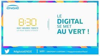 Download DIRECT - 8H30 : le réveil digital d'ENGIE - Le digital se met au vert Video