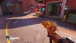 Download Hanzo Main | Overwatch Competitive Ps4 (Live Stream) Video