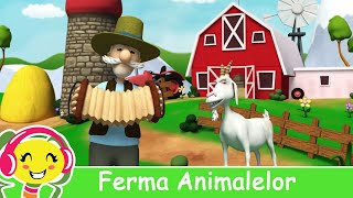 Download Ferma Animalelor - CanteceGradinita.ro - Animatii cu animale Video