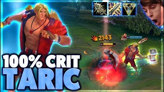 Download TARIC TAKEOVER | 31 KILLS | 100% CRIT CARRY - BunnyFuFuu Video