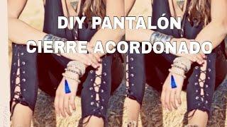 Download IDEA PARA HACER ÚNICOS TUS PANTALONES! DIY▽ LORENA CARRERES Video