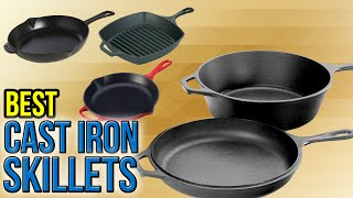 Download 8 Best Cast Iron Skillets 2017 Video
