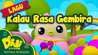 Download Lagu Kanak Kanak | Kalau Rasa Gembira | Didi & Friends Video