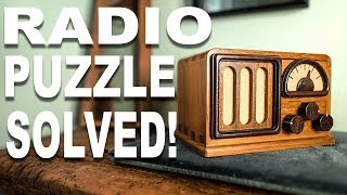 Download Solving the $1000 Radio Puzzle!! Video