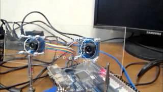 Download Edge detection on FPGA (DE2-115 + OV7670) Video