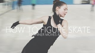 Download How To Figure Skate ❤ Beginner Moves & Tips Video