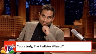 Download Aziz Ansari and Jimmy Dramatically Read More Bad Yelp Reviews Video
