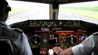 Download Boeing 777-300ER Cockpit Take Off - Air France Video