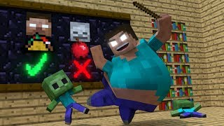 Download Zombie life - Minecraft Top 5 Life Animations Video