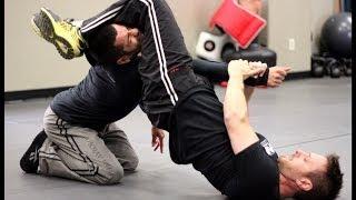 Download Arm Bar - Krav Maga Technique - Self Defense w/ AJ Draven of KMW Video