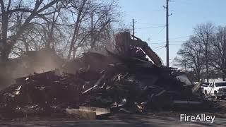 Download Broken Arrow, Oklahoma House Demolition!!! (Must watch!) Video