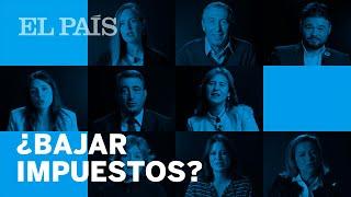Download 10N: Si hay CRISIS ECONÓMICA, ¿se deben BAJAR los IMPUESTOS? Los POLÍTICOS responden Video