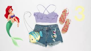 Download Disney Princess-Inspired Outfit Ideas | Style Lab Video