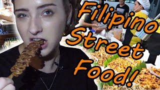 Download PINOY STREET FOOD IS INSANE! CHICKEN INTESTINES ON A STICK! Video