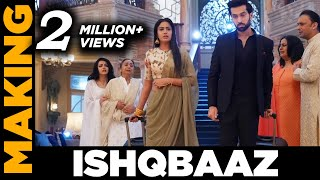 Download Ishqbaaz | Shivaay and Anika leave home | Behind the scenes on location | Screen Journal Video
