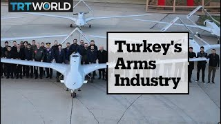 Download Turkey's position in the global arms industry Video